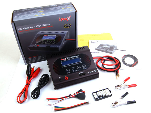 600 Amp Battery Charging System Monitor : Imex imax b ultimate dc watt amp battery
